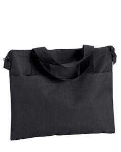 Black Banker Briefcase