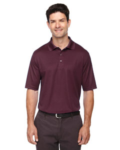 Burgundy 060 Men's Origin Performance Piqué Polo