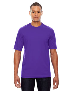 Campus Prple 427 Men's Pace Performance Piqué Crew Neck