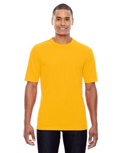 Campus Gold 444 Men's Pace Performance Piqué Crew Neck