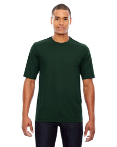Forest Gren 630 Men's Pace Performance Piqué Crew Neck