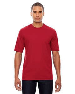 Classic Red 850 Men's Pace Performance Piqué Crew Neck
