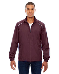 Burgundy 060 Men's Motivate Unlined Lightweight Jacket