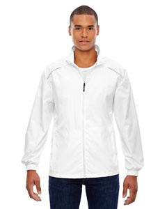 White 701 Men's Motivate Unlined Lightweight Jacket