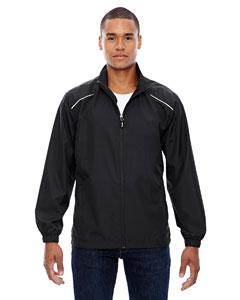 Black 703 Men's Tall Motivate Unlined Lightweight Jacket