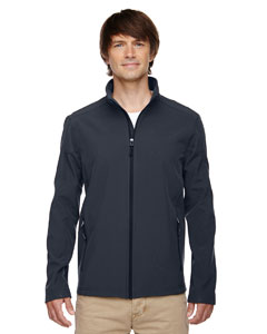 Carbon 456 Men's Cruise Two-Layer Fleece Bonded Soft Shell Jacket