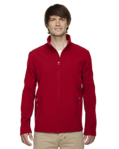 Classic Red 850 Men's Cruise Two-Layer Fleece Bonded Soft Shell Jacket