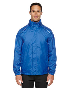 True Royal 438 Men's Climate Seam-Sealed Lightweight Variegated Ripstop Jacket