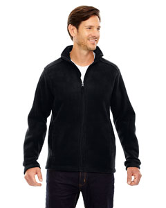 Black 703 Men's Tall Journey Fleece Jacket