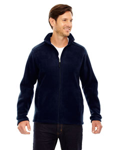 Classic Navy 849 Men's Tall Journey Fleece Jacket