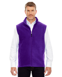 Campus Prple 427 Men's Journey Fleece Vest