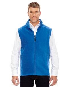 True Royal 438 Men's Journey Fleece Vest