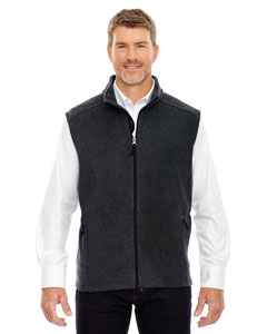 Hthr Chrcl 745 Men's Journey Fleece Vest