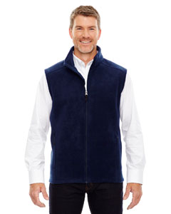 Classic Navy 849 Men's Tall Journey Fleece Vest