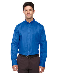 True Royal 438 Men's Operate Long-Sleeve Twill Shirt