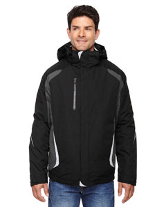 Black 703 Men's Height 3-in-1 Jacket with Insulated Liner