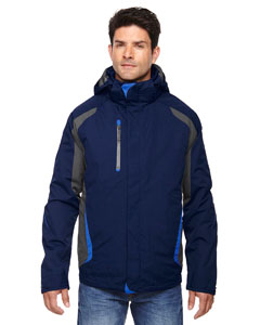 Night 846 Men's Height 3-in-1 Jacket with Insulated Liner