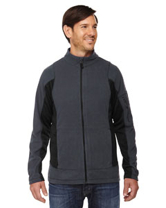 Carbon 456 Men's Generate Textured Fleece Jacket