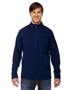 Night 846 Men's Generate Textured Fleece Jacket