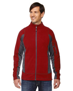 Classic Red 850 Men's Generate Textured Fleece Jacket