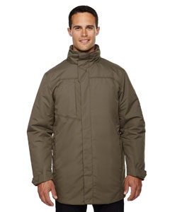 Dk Oakmoss 487 Men's Promote Insulated Car Jacket