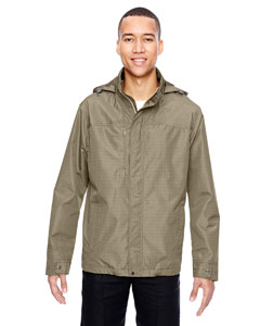 Stone 019 Men's Excursion Transcon Lightweight Jacket with Pattern