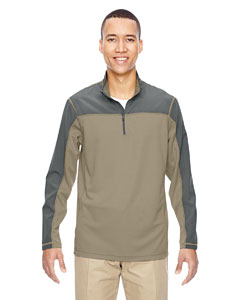 Stone 019 Men's Excursion Circuit Performance Half-Zip