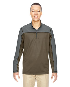 Dk Oakmoss 487 Men's Excursion Circuit Performance Half-Zip