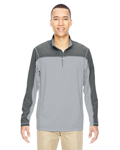 Silver 674 Men's Excursion Circuit Performance Half-Zip