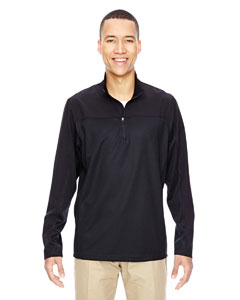 Black 703 Men's Excursion Circuit Performance Half-Zip