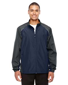 Cl Nvy/ Crbn 849 Men's Stratus Colorblock Lightweight Jacket