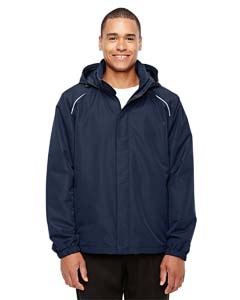 Classic Navy 849 Men's Tall All Seasons Fleece-Lined Jacket