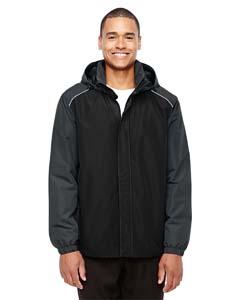 Blck/ Carbon 703 Men's Inspire Colorblock All-Season Jacket