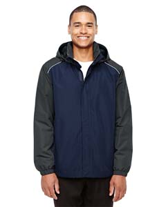 Cl Nvy/ Crbn 849 Men's Inspire Colorblock All-Season Jacket