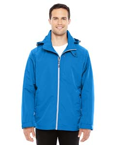Nau Blu/ Plt 413 Men's Insight Interactive Shell Jacket
