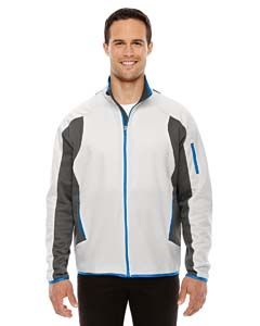 Cry Qrt/ Dgr 695 Men's Motion Interactive ColorBlock Performance Fleece Jacket