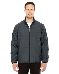 Grphite/ Blk 156 Men's Resolve Interactive Insulated Packable Jacket