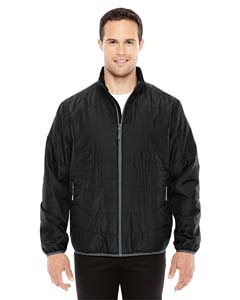 Blck/ Grphte 703 Men's Resolve Interactive Insulated Packable Jacket
