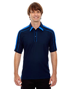Night 846 Men's Sonic Performance Polyester Piqué Polo