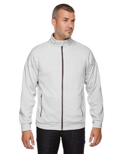 Crystl Qrtz 695 Men's Evoke Bonded Fleece Jacket