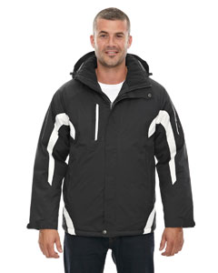 Black 703 Men's Apex Seam-Sealed Insulated Jacket