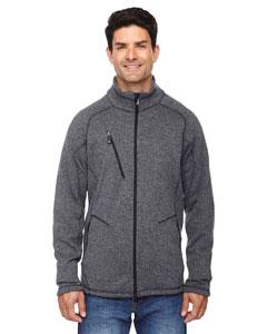 Hthr Chrcl 745 Men's Peak Sweater Fleece Jacket