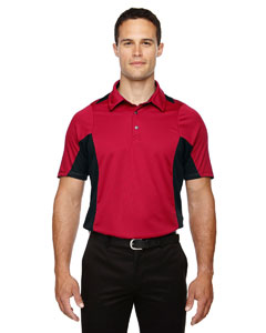 Olympic Red 665 Men's Rotate UTK cool.logik™ Quick Dry Performance Polo
