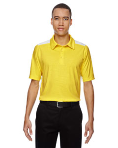 Banana Yelw 473 Men's Reflex UTK cool.logik™ Performance Embossed Print Polo