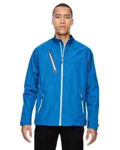 Nauticl Blue 413 Men's Frequency Lightweight Mélange Jacket