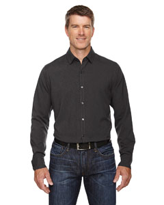 Carbn Heath 452 Men's Mélange Performance Shirt