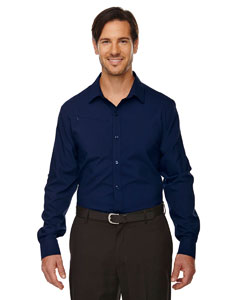 Night 846 Men's Rejuvenate Performance Shirt with Roll-Up Sleeves