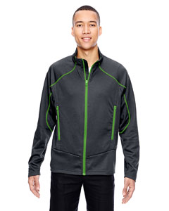 Crbn/ Acdgr 472 Men's Interactive Cadence Two-Tone Brush Back Jacket
