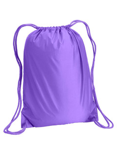 Lavender Boston Drawstring Backpack