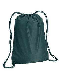 Forest Boston Drawstring Backpack